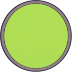 pastel - green (COLOR - Gel)