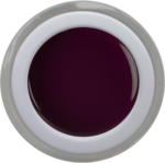 Black - Aubergine (COLOUR - Gel)